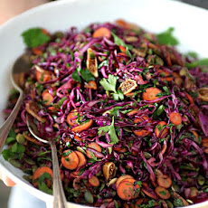 Purple Power Salad for a Picnic