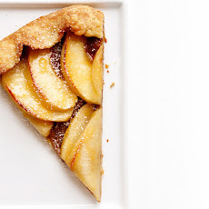 Apple-Walnut Galette