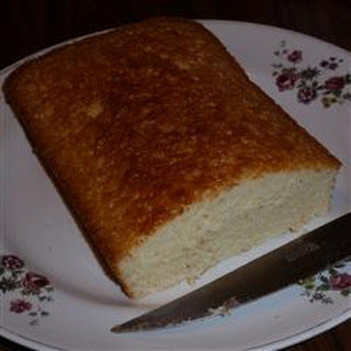 Dee's Hot Milk Sponge Cake