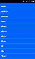 Screenshot of Emra Shqip