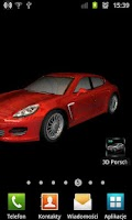 Screenshot of 3D Porsche Panamera - FREE