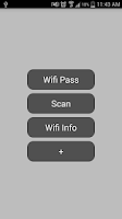 Screenshot of Wifi Pass Info 2014 Free