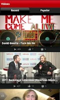 Screenshot of David Guetta