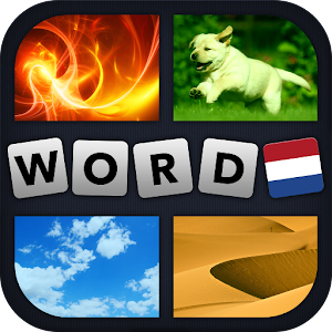 4 pictures that one word to describe - what word is that? APK Icon