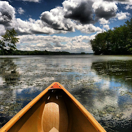 Clearfork Lake Wilderness 7/28/13 by Chuck Hagan - Instagram & Mobile iPhone