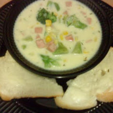 Broccoli Corn Chowder