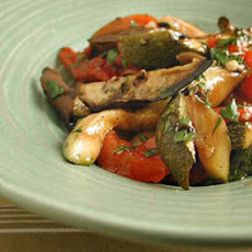 Grilled Vegetable Antipasto