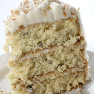 Italian Cream Cake Pecans Recipes
