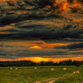 by Laimonas Šepetys - Landscapes Cloud Formations