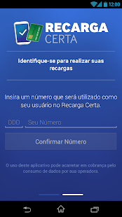 App Recarga Certa APK for Windows Phone