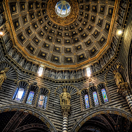 Siena Cathedral by Cristian Peša - Buildings & Architecture Places of Worship