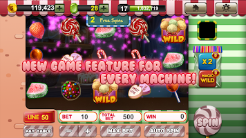 Screenshot of iAmSlots