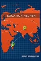 Screenshot of Location Helper