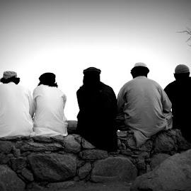 group watch by Tahir Ali - People Portraits of Men