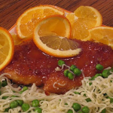 Marmalade Glazed Chicken