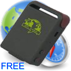 GPS Tracker Car TK SMS Free icon