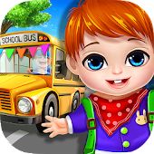Baby School Adventure  for Android
