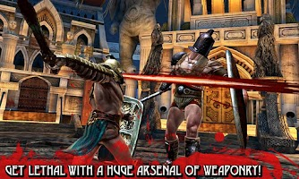 Screenshot of BLOOD & GLORY (NR)