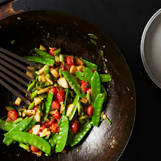 Spring Vegetable Stir-Fry