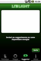 Screenshot of LiteLight