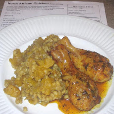 North African Chicken