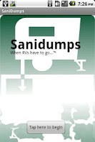 Screenshot of Sanidumps RV Dump Station Lite