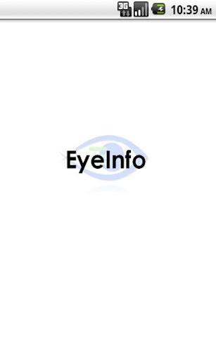 EyeInfo