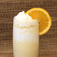 Orange Creamsicle Smoothie {A Citrus #SundaySupper}