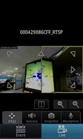 Screenshot of iPIXORD P2P IP Cam Viewer