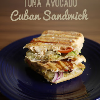 Tuna Avocado Cuban