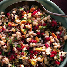 Fruited Wild Rice W/ Toasted Nuts