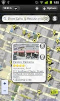 Screenshot of Urban Sunshine Maps