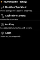 Screenshot of HELIOS Green Mini