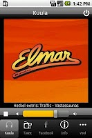 Screenshot of Radio Elmar