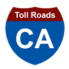 CA Toll Roads - get toll fees icon