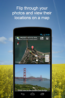 Screenshot of PhotoMap - Geo Photo Gallery