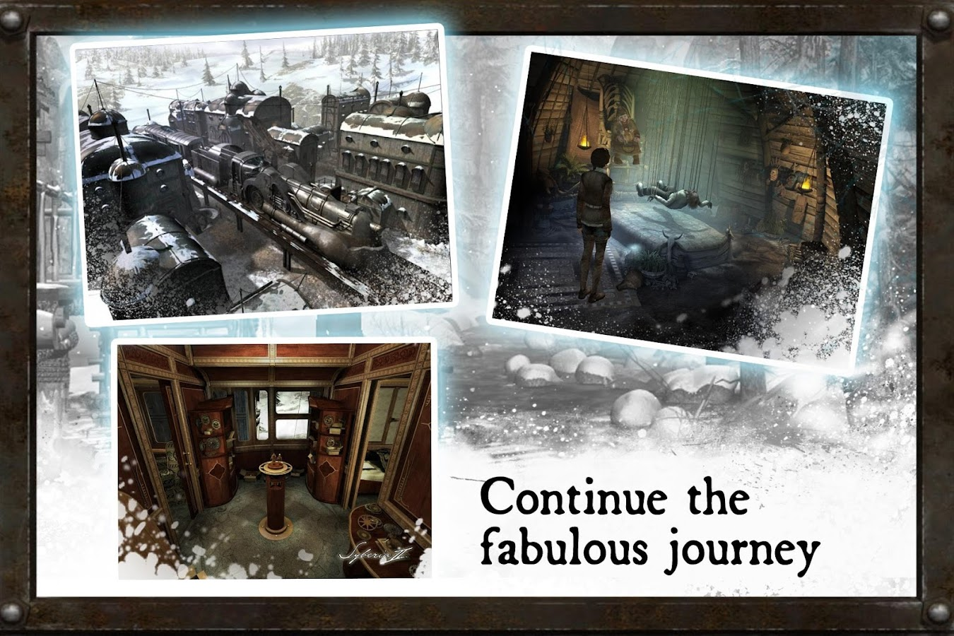 Syberia 2 (Full) Screenshot 12