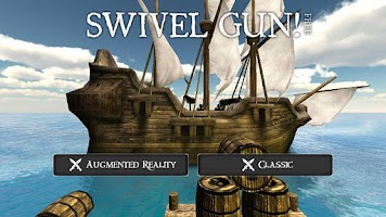 Screenshot of Swivel Gun! Lite