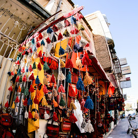 Iran street by Jia Jiunn LAw - City,  Street & Park  Markets & Shops ( iran, colorful, decoration, street, shiraz )