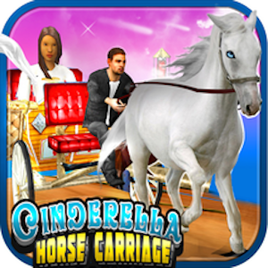 Cinderella Horse Carriage Race For PC / Windows 7/8/10 / Mac – Free Download