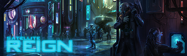 Syndicate spiritual successor Satellite Reign gets a new HD gameplay video