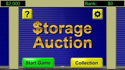 Storage Auction - screenshot