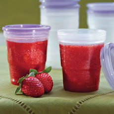 Frozen Strawberry Freezer Jam