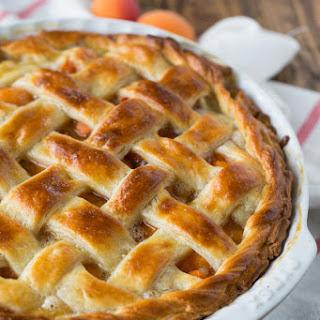 Spiced Apricot Pie Recipes