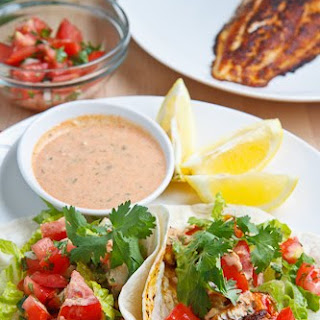 Catfish Tacos Recipes