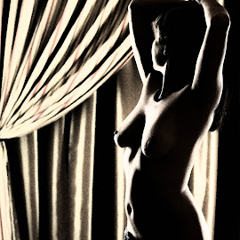 Enough... by August Naude - Nudes & Boudoir Artistic Nude