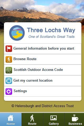 Three Lochs Way