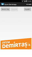 Screenshot of Oyum Demirtaş'a
