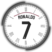 Cristiano Ronaldo Widget Clock APK for Bluestacks