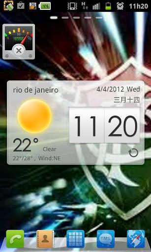 Go Theme Fluminense FC